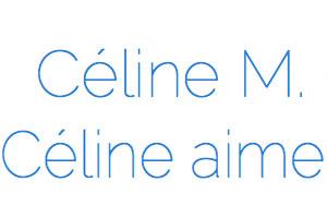 Logo-CelineM