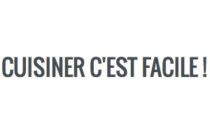 Logo-CuisinerFacile