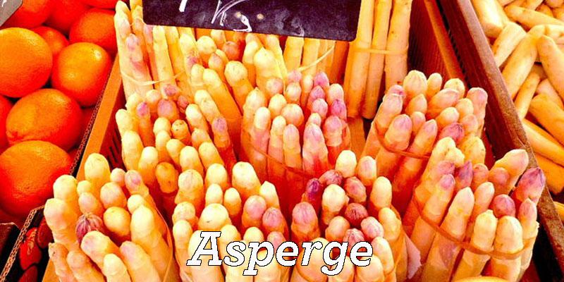 Les asperges