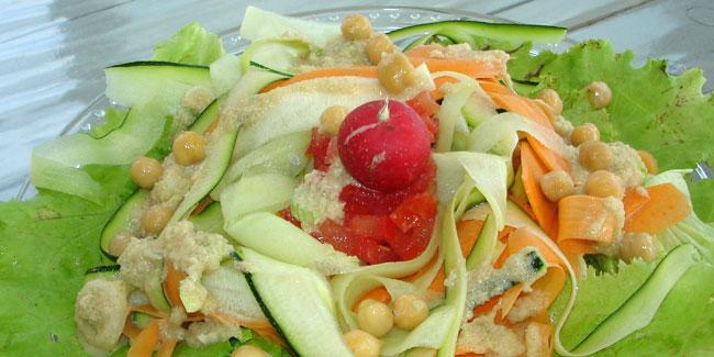 Une salade de «saison»