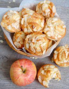 Découvrez des recettes et idées culinaire pour des moments de fête et de partage entre amis lors d'un l'apéro. muffin pomme