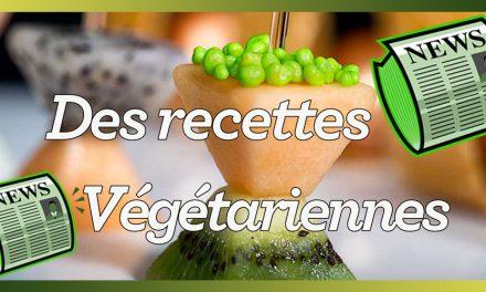 Des recettes végétariennes appétissantes (Végan)