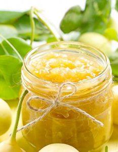 confiture poire. Des recettes de conserves pour les légumes et fruits de votre potager et de votre verger : lacto-fermentation, stérilisation, sel, sucre, huile, vinaigre