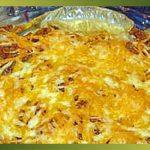Recette-Gratin d'asperges et haricots verts