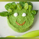 Recette - Purée de haricots verts et mâche