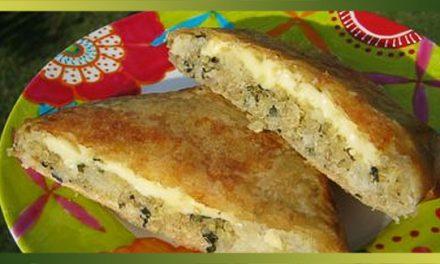Pastilla de chou-fleur, quinoa et camembert