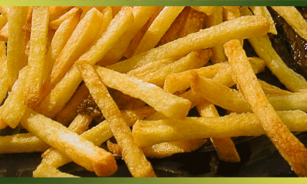 Des frites belges mais aussi une farandole de frites de légumes…