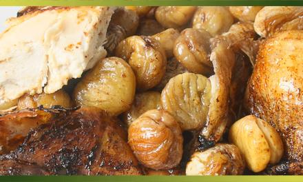 Chaud les marrons ! grillées au feu de bois ou au four, vive les châtaignes !