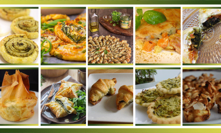 12 recettes de feuilletés à base de légumes pour un Apéro entre potes