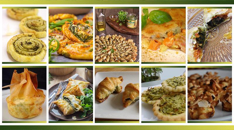 12 Recettes De Feuilletés à Base De Légumes Pour Un Apéro
