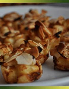 Petits feuilletés aux pommes