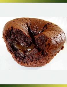 Mi-cuit chocolat au cœur fondant crème de marrons