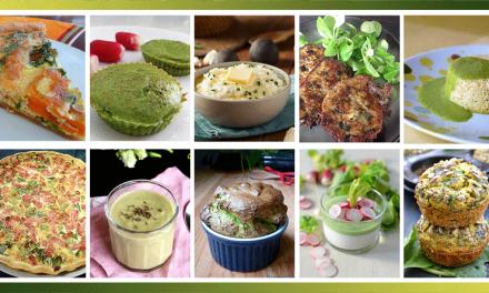 Ne jeter plus les fanes et épluchures de vos légumes, cuisinez les !