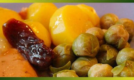 Des recettes pour vous faire aimer les choux de Bruxelles 🙂 🙂