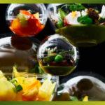Farandole de verrines salées et sucrées pour l'apéro